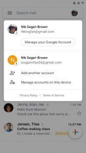 دانلود Gmail جیمیل اندروید