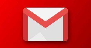 محیط Gmail جیمیل اندروید