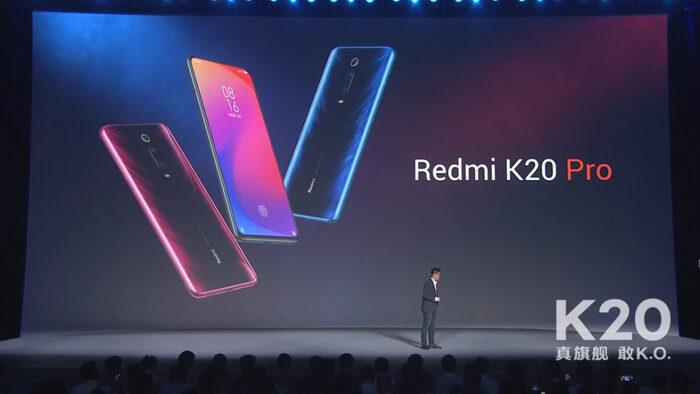 معرفی Redmi K20 Pro شیائومی ردمی کا 20 پرو