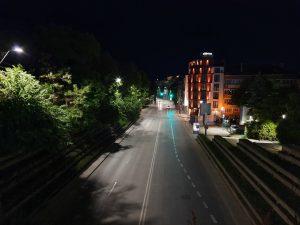 مقایسه دوربین گوشی های پرچمدار در نور روز و شب-Samsung Galaxy S10 Plus-scene-7