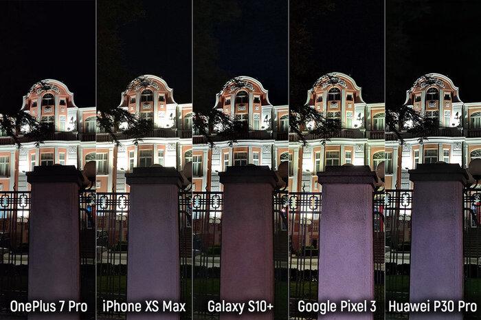 مقایسه دوربین گوشی های پرچمدار در نور روز و شب-scene-8