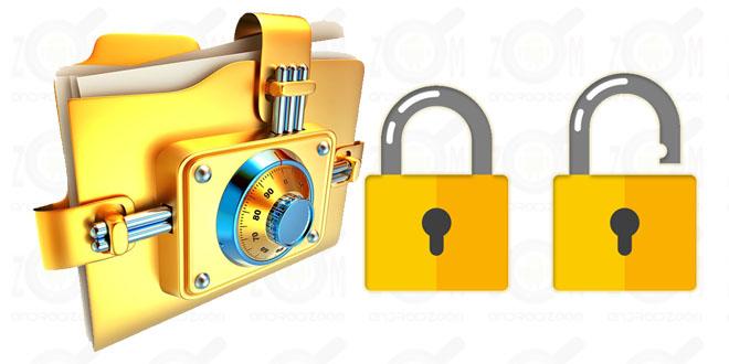 معرفی 8 برنامه برتر برای رمزگذاری پوشه و فایل در اندروید سال 2019