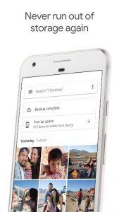 Google Photos گالری گوگل اندروید