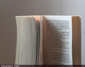 کتاب، زوم دو برابری، A7