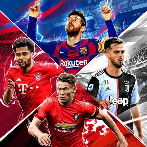 فوتبال PES 2020 اندروید