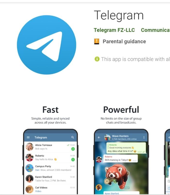 آموزش ساخت گروه محلی و چت محلی در تلگرام با GPS -1