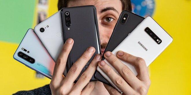 بهترین دوربین گوشی های هوشمند 2019
