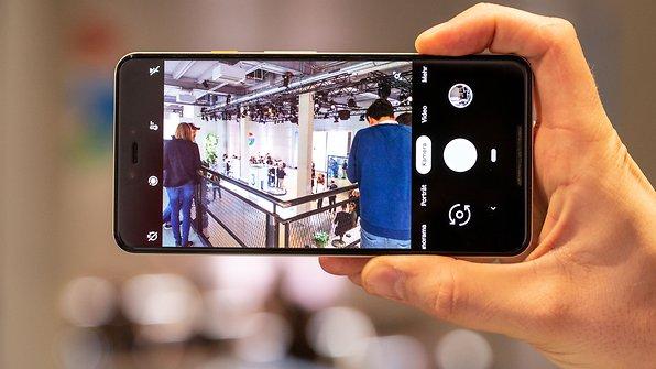 بهترین دوربین گوشی های هوشمند 2019 - گوگل پیکسل 3