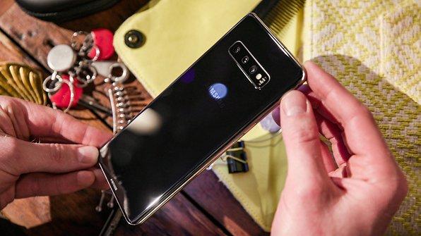بهترین دوربین گوشی های هوشمند 2019 - سامسونگ گلکسی اس 10 و اس 10 پلاس