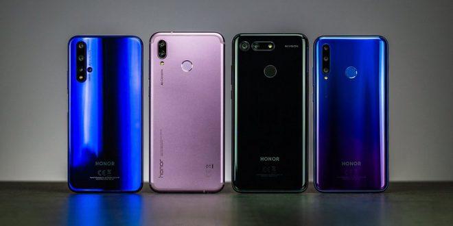 بهترین گوشی آنر 2019
