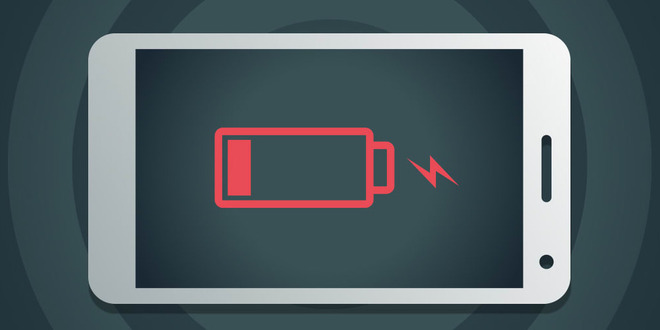زمان تعویض باتری موبایل