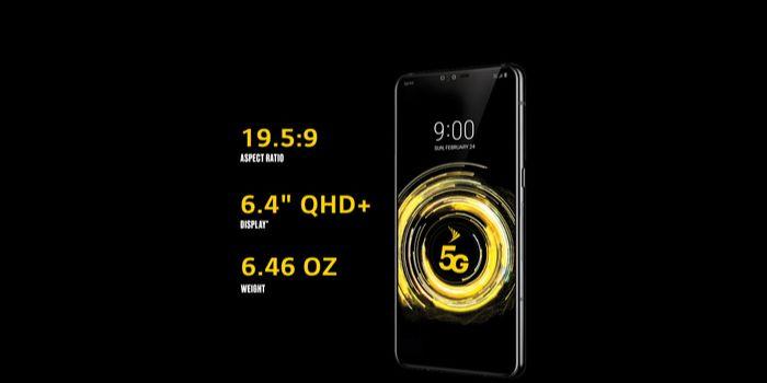 معرفی LG V50 ThinQ 5G