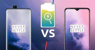 مقایسه OnePlus 7 با OnePlus 7 Pro
