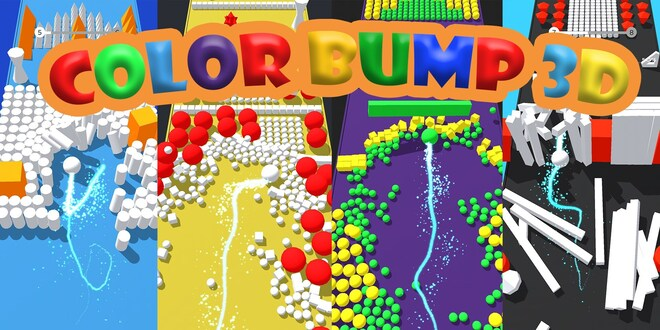 Color Bump 3D کالر بامپ اندروید