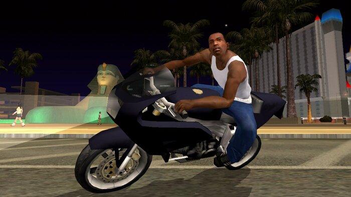 Grand Theft Auto San Andreas - جی تی ای سن اندرس اندروید