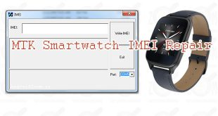 MTK Smartwatch IMEI Repair