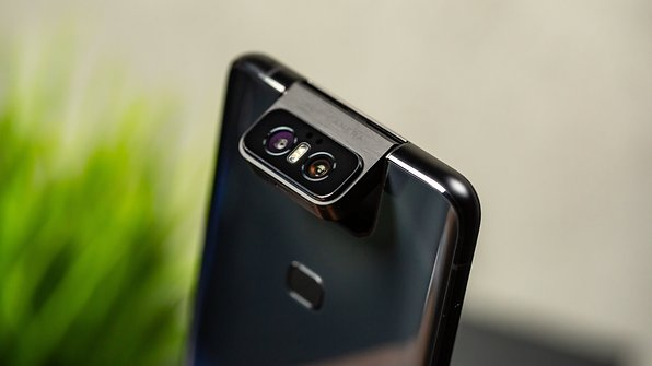 بهترین دوربین گوشی های هوشمند 2019 - ایسوس زنفون 6