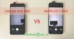 K20 Pro vs Oneplus 7 Pro