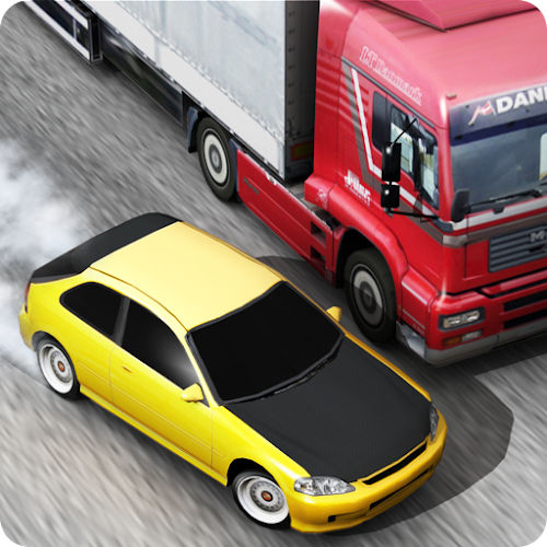 لوگوی بازی Traffic Racer