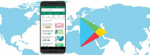 محدودیت انتخاب کشور در گوگل پلی