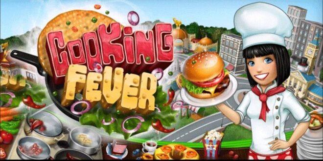 دانلود Cooking Fever بازی رستوران داری اندروید