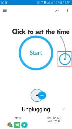 زمان بندی بلاک برنامه با OFFTIME