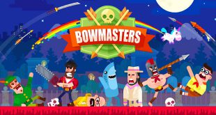 نبرد کمانداران در Bowmasters
