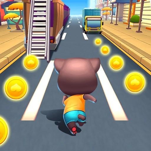 لوگوی بازی Cat Runner