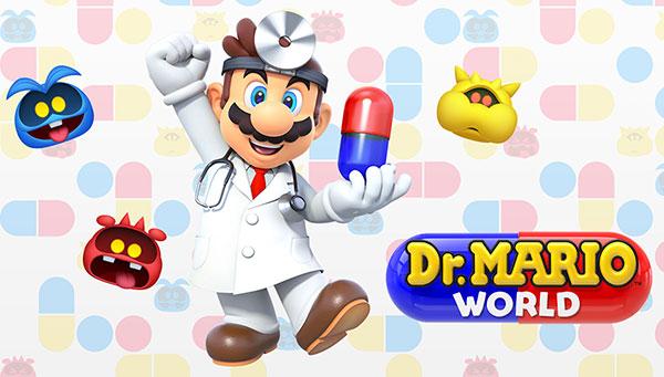 ویروس ها و همچنین دکتر ماریو