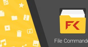File Commander فایل منیجر اندروید