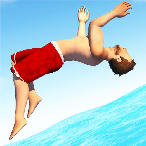 لوگوی بازی Flip Diving