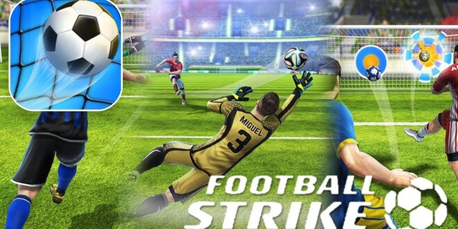Football Strike بازی فوتبال استریک