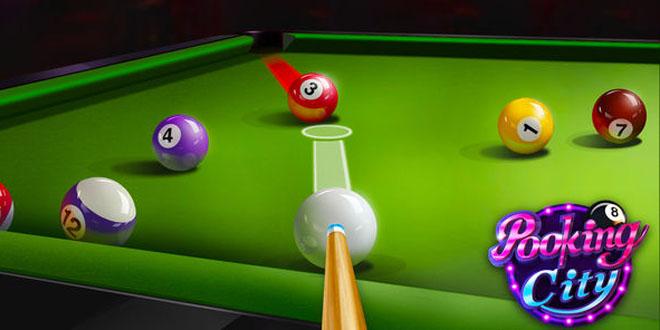 بازی Pooking - Billiards City اندروید