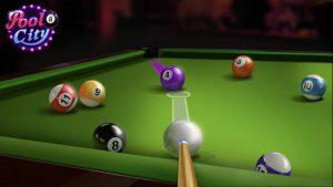 محیط بازی Pooking - Billiards City