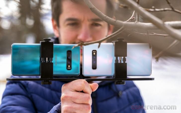 تست دوربین ها