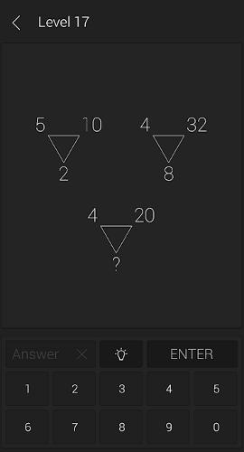 محیط بازی ریاضی اندروید Math Riddles and Puzzles