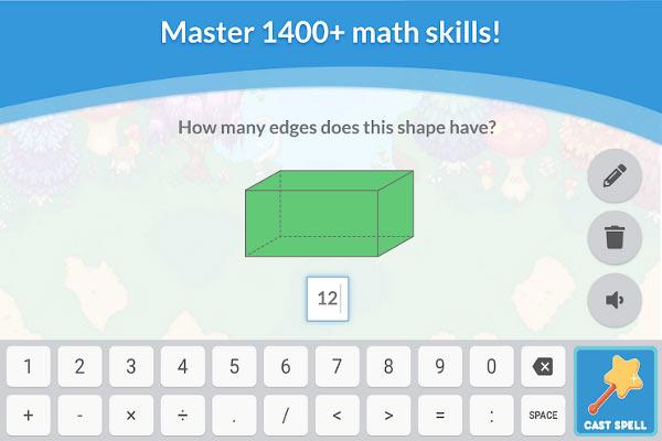 محیط بازی ریاضی اندروید Prodigy Math Game