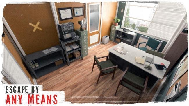 محیط بازی Spotlight: Room Escape