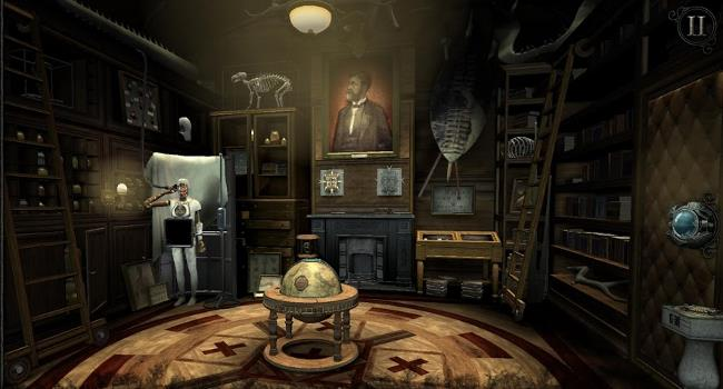 محیط بازی The Room: Old Sins