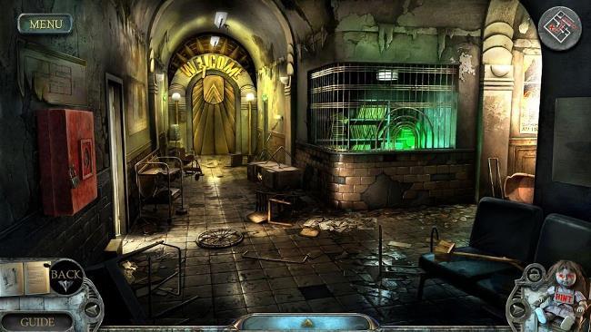 محیط بازی فرار از اتاق True Fear: Forsaken Souls I