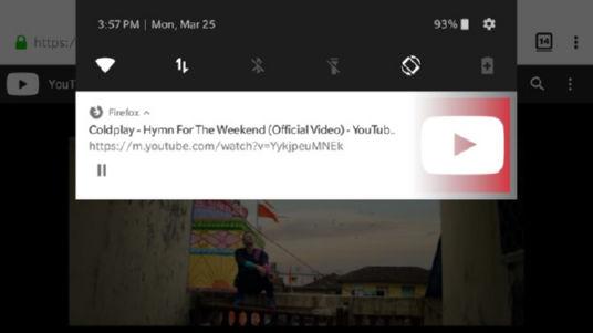 افزونه Video Background Play Fix فایرفاکس