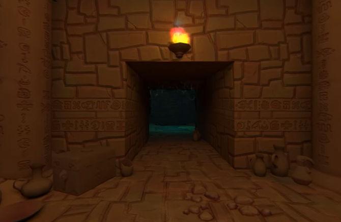بازی واقعیت مجازی Hidden Temple VR Adventure
