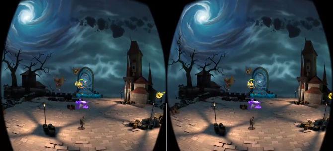 بازی واقعیت مجازی Hunters Gate