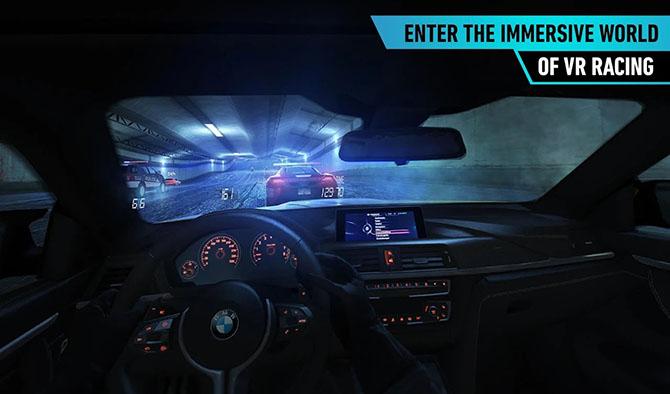بازی واقعیت مجازی Need for Speed No Limits VR