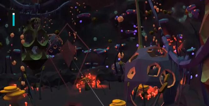 بازی واقعیت مجازی Horizons