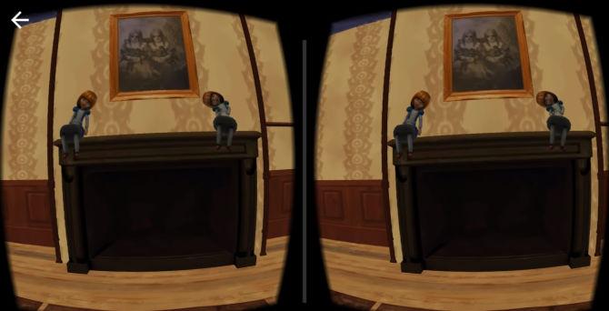 بازی واقعیت مجازی Sisters