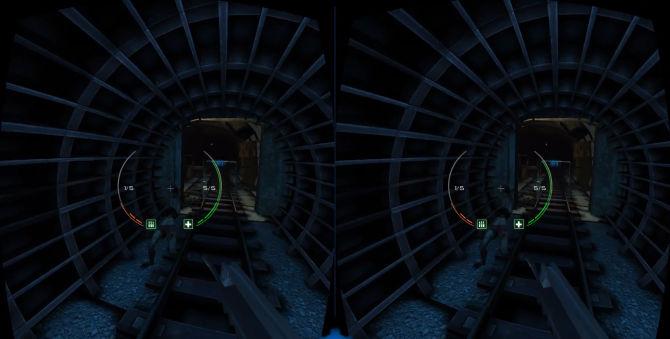 بازی واقعیت مجازی Zombie Shooter VR