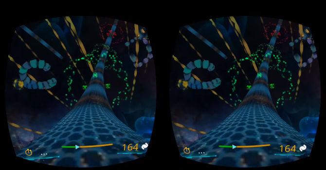 بازی واقعیت مجازی InCell VR