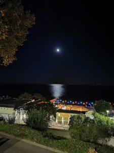ساحل مهتابی، حالت شب خاموش، هواوی پی30 پرو