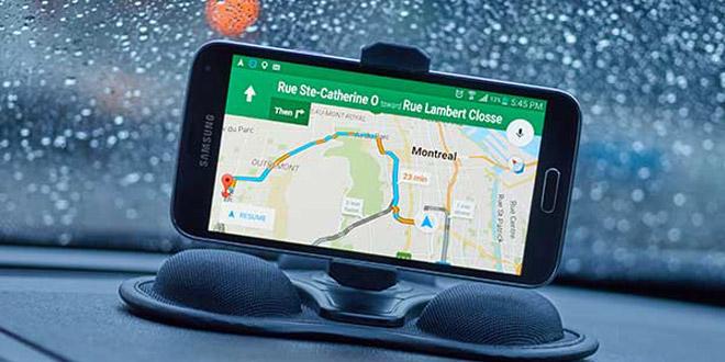 آموزش پیش بینی ترافیک جاده ها با گوگل مپ در اندروید
